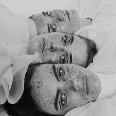 "Marta Bevacqua on Instagram: ""Marine, Philippine and Anne Sophie"" Band Photography, World Photography, Portrait Photography, Fashion Photography, Marta Bevacqua, English Magazine, Photoshoot Concept, City Model, The Violet"