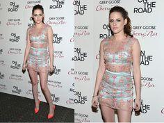 Hot Or Not? Kristen Stewart's Sheer Situation. #hotornot #celeb #kristenstewart http://buzznet.com/~65b207e