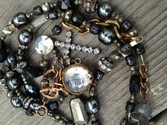 Relics by Tami...  The Original Double Wrap Necklace