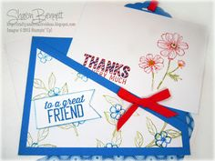 Angled Pocket Fold Card-DOstamper Thursday DSC#141 Color My World Challenge.   Directions can be found on my blog @ http://craftyandcreativeideas.blogspot.com/2015/07/dsc141-angled-pocket-fold-card.html,   Peaceful Petals Stamp Set,You're Wonderful Stamp Set and Bloom With Hope Stamp Set. Card Folding, Challenge Cards, Peaceful Petals, Your're Wonderful, Stampin Up Scalloped Tag Topper, Banner Triple Punch, Sharon Bennett, Crafty and Creative Ideas,