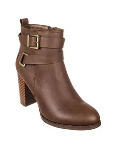 Buckle Trim Block Heel Boots   Woolworths.co.za Block Heel Boots, Block Heels, Boots Online, Heeled Boots, Booty, Chic, Leather, Clothes, Shoes