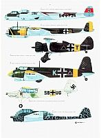 S08 Luftwaffe Colour & Markings 1935-1945 Vol. 2 Page 28-960