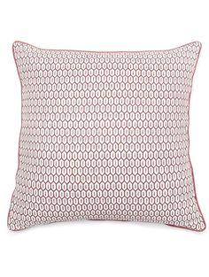 Ana Pillow, Burgundy