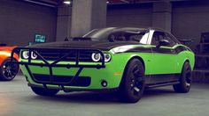 Dodge Challenger Fast And Furious