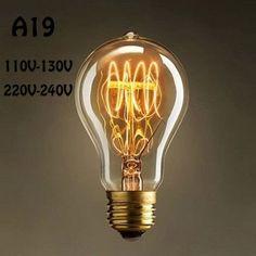 Vintage Creative Edison Bulb