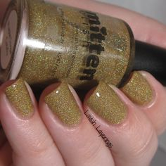 Smitten Polish Maple Sugar Candy