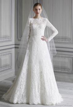 Kate middleton inspired wedding dress - Monique Lhuillier Catherine wedding dress