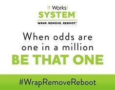 Are you willing to FIGHT to be that ONE? #wrapremovereboot #itworksfight