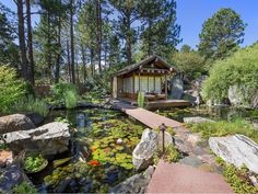 Creating a Japanese garden of your very own may seem like a simple idea, but the reality is it's an art form that must be studied in order to be perfected. Image Source: Denver Photo  Read more: http://freshome.com/2015/01/22/how-to-create-your-own-japanese-garden/#ixzz3PcfKEvv6 Follow us: @freshome on Twitter | freshome on Facebook