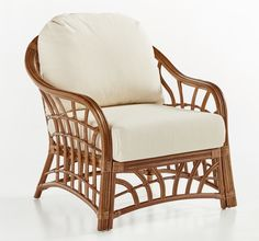 Cayo Vista Rattan Chair