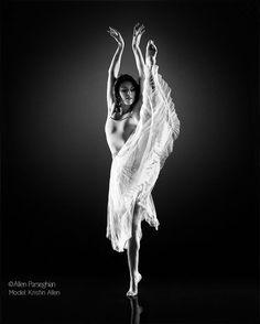 Sideways Split (Kristin Allen) by Allen Parseghian on 500px  ♥ Wonderful! www.thewonderfulworldofdance.com #ballet #dance