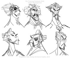 Hook Exploration - by Bobby Pontillas ✤ || CHARACTER DESIGN REFERENCES | キャラクターデザイン | • Find more at https://www.facebook.com/CharacterDesignReferences & http://www.pinterest.com/characterdesigh and learn how to draw: concept art, bandes dessinées, dessin animé, çizgi film #animation #banda #desenhada #toons #manga #BD #historieta #strip #settei #fumetti #anime #cartoni #animati #comics #cartoon from the art of Disney, Pixar, Studio Ghibli and more || ✤