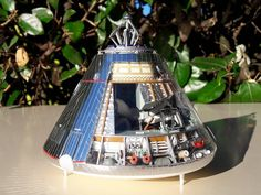 Source for space history, space artifacts, and space memorabilia. Learn where astronauts will appear, browse collecting guides, and read original space history-related daily reports. Plastic Model Kits, Plastic Models, Apollo Spacecraft, Weather Models, Rock Identification, Apollo Space Program, Space Tourism, Nasa Photos, Sci Fi Models