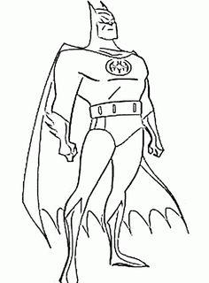 Batman 2 Ausmalbilder