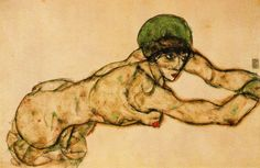 Эгон Шиле - Egon Schiele