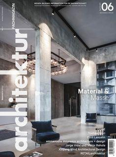 Architektur eMagazin 06 Design, Architecture