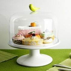 Sweet Tweet Tray.    Your homemade cupcakes deserve to be displayed!
