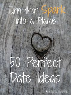 #1 Get set up with New York Times recommended Tawkify. Sit back and let your personal matchmaker set you up on the top 50 perfect date ideas that are sure to create that spark.