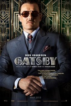 Another Character Poster For 'The Great Gatsby' is now online.