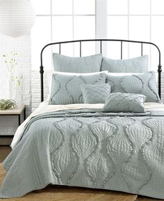 Nostalgia Home Bedding, Hayden Quilt Collection - Quilts & Bedspreads - Bed & Bath - Macys