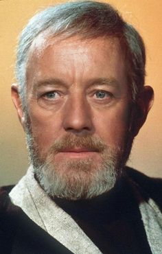 *OBI-WAN KENOBI (Alec Guiness) ~ From the Jedi Temple archives