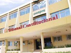Tribunal Constitucional solicita al Congreso Nacional la aprobación de 10 leyes pendientes