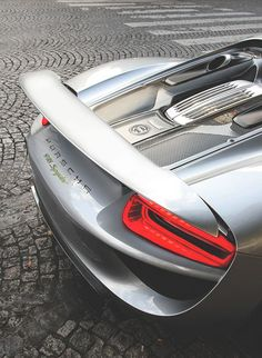 Porsche ┃ 918 Spyder