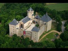 Château de Malbrouck, Moselle (North of Nancy)