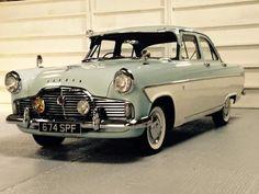 Old cars vintage history 53 Trendy ideas Classic Cars British, Ford Classic Cars, Classic Trucks, Retro Cars, Vintage Cars, Mc Queen Cars, Ford Zephyr, Old Lorries, Cars Uk