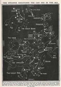 to learn these constellations and learn how to locate them. i love orion. :)