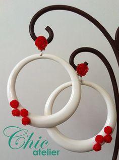 Chic atelier: A mi aire, moda flamenca. Complementos hechos a mano, diseños exclusivos!