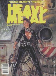 Heavy Metal Magazine