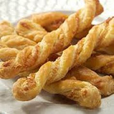 Weight Watchers Recipes - 0 Point Cheese Twists