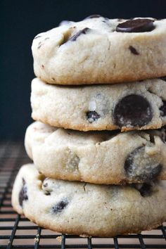 Melt in your mouth peanut butter chocolate chip cookies