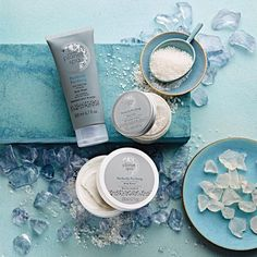 Planet Spa Perfectly Purifying with Dead Sea Minerals Body Butter