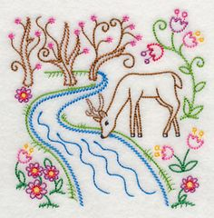 Machine Embroidery Designs at Embroidery Library! - Color Change - J6287