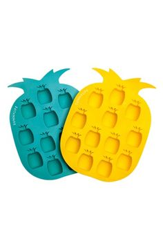 Sunnylife Pineapple Ice Cube Tray (Set of 2) available at #Nordstrom
