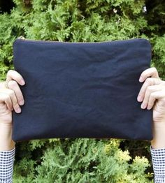 Gerry Buffalo Plaid Clutch | Women's Bags & Wallets | Grey Goods | Scoutmob Shoppe | Product Detail