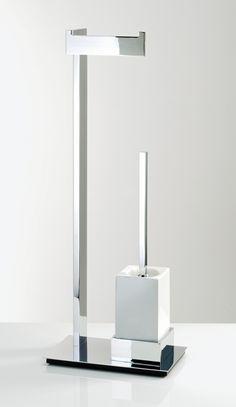Toilet Brush Set - Accesories - Bathroom -  Design - Modern Comfort Home