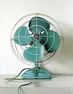 a fan can be vintage? lol.