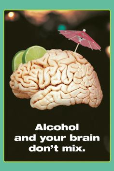 alcohol and your brain dont mix