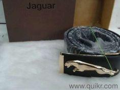 Original for sale. Leather Belts, Jaguar, Tie Clip, Lifestyle, The Originals, Accessories, Fashion, Moda