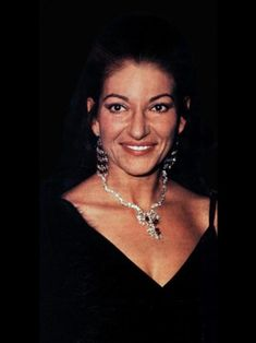 Maria Callas at the Scala as a guest