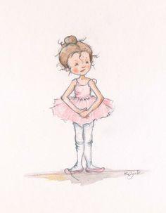 Awkward ballerina