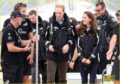 Kate Middleton Can Look Chic Even When She is Racing Yachts! | kate middleton prince william racing yachts 13 - Photo