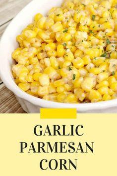 EASIEST Fried Corn Recipe! 5 Ingredients & 15 Minutes! (VIDEO)