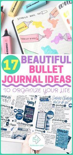 Bullet Journal Ideas #bulletjournaling #journal #diary #journaling