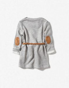@Sara Eriksson Dorsey your future baby WILL wear this baby dress with elbow patches.