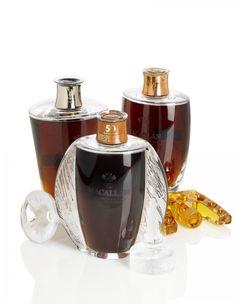 The Macallan 50 Years Old in Lalique.  Edición limitada de 470 decantadores de 450 ml.