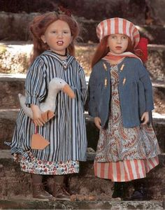 Dolls Tsvergnaze (ZWERGNASE), a collection of 2004